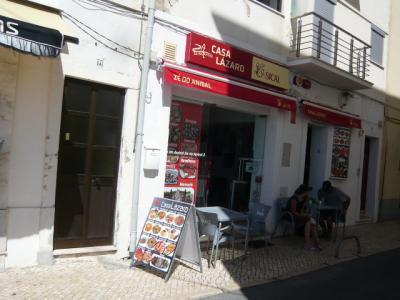 ポルトガル・ナザレ「Casa Lazaro」1