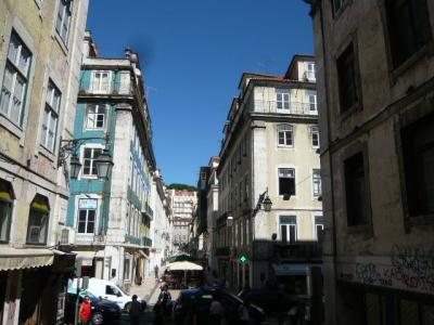 ポルトガル・リスボン「Sao Nicolau Cafetaria」1