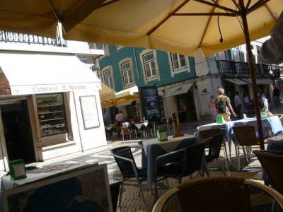 ポルトガル・リスボン「Sao Nicolau Cafetaria」3