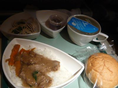 エミレーツ航空「ドバイ→成田」1