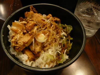 秋葉原「炎麺のトマト麺」3