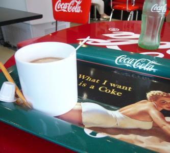 御徒町「コーラ・カフェ」2