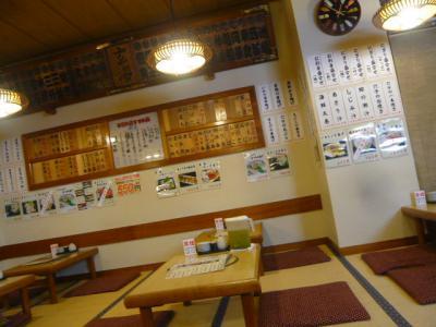 西日暮里「玄海寿司」1