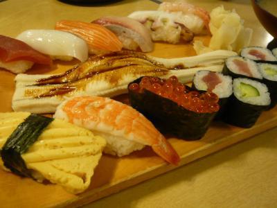 西日暮里「玄海寿司」3