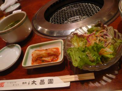 湯島「上野太昌園のサンデーランチ」4