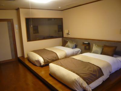 知床グランドホテル北こぶし「展望和洋室と夕食」5
