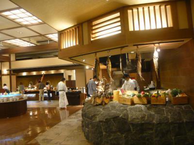 知床グランドホテル北こぶし「展望和洋室と夕食」14