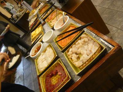 知床グランドホテル北こぶし「展望和洋室と夕食」18