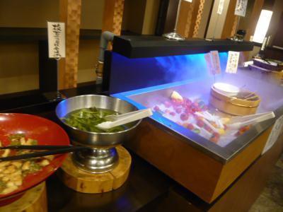 知床グランドホテル北こぶし「展望和洋室と夕食」16