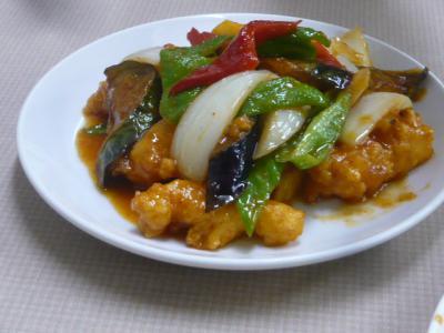 女満別「中華レストラン 吉」3