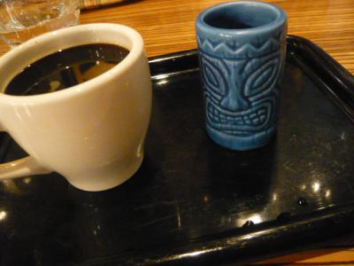 新宿西口「タヒチアン ノニ カフェ 」3