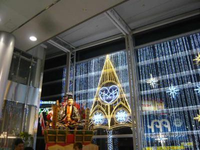 福岡空港「とんこつラーメン屋台」1