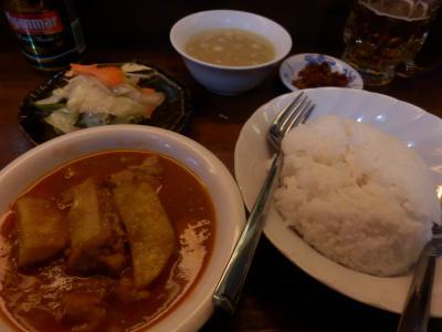 巣鴨「日麺居酒屋 俵」3