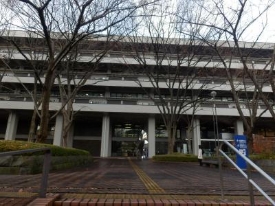 国会図書館の喫茶店3