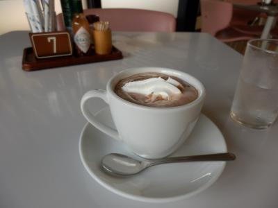 国会図書館の喫茶店4