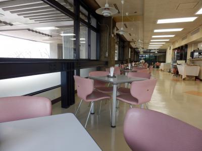 国会図書館の喫茶店5