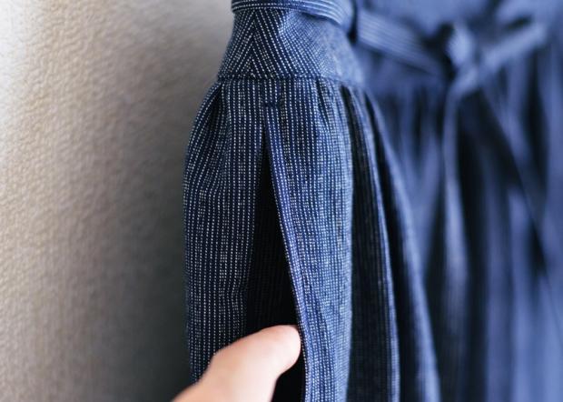 スカートのポケット