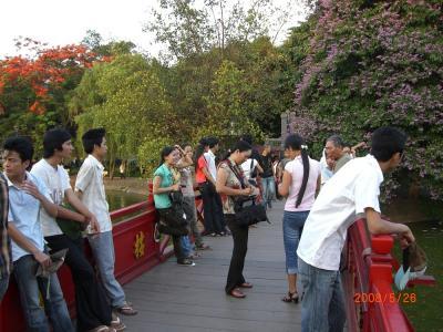 ベトナムの人々