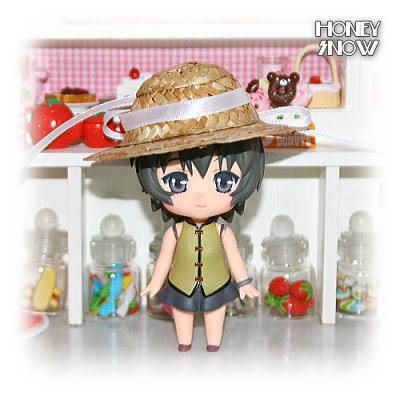 ねんどろいど、1/6DOLLサイズ 【麦藁帽子】