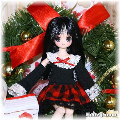 【HoneySnow】クリスマス
