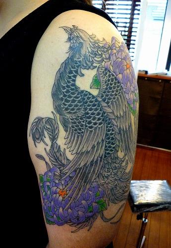 彫琉 tattoo studo
