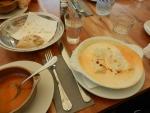 1昼食ラザニア
