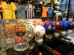 バルセロサッカー