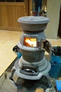 s-石炭ストーブ