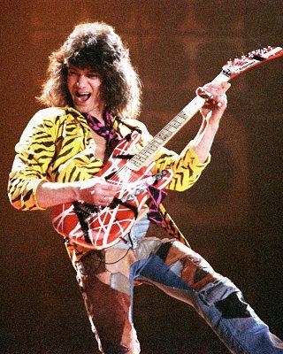 s-Eddie Van Halen
