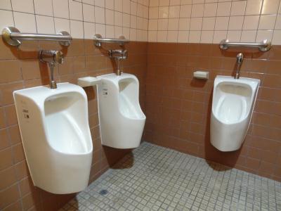 ほていやトイレ工事が無事完了