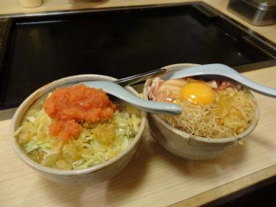 浅草・六文銭 本店 (もんじゃ焼き)