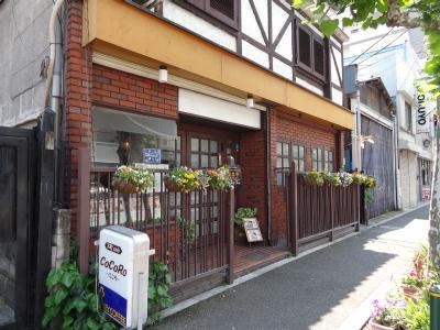 cafe CoCoRo の外観