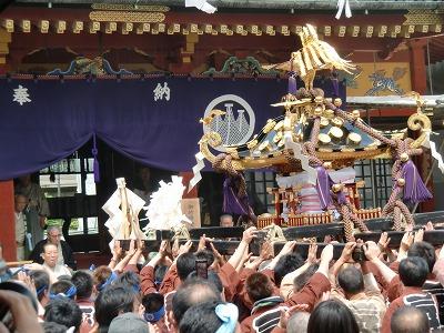 三社祭のスナップ ③