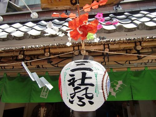 三社祭のスナップ ①