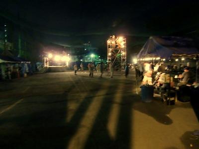 山谷の盆踊り大会 ①