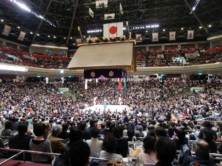 大相撲 本場所の画像