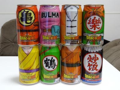 第2弾発売!復刻堂 ドラゴンボール・ヒーローズ缶