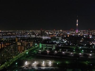 2012年5月20日東京スカイツリーライトアップ