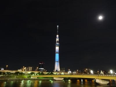 2012 東京スカイツリー 浅草・桜橋