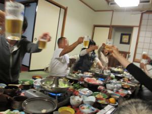 2012 11月白川郷&高山 300