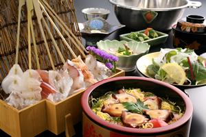 旬鮮串しゃぶ料理