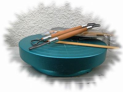 陶芸の道具