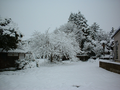 7年前の富山