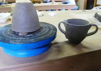 きょうの陶芸