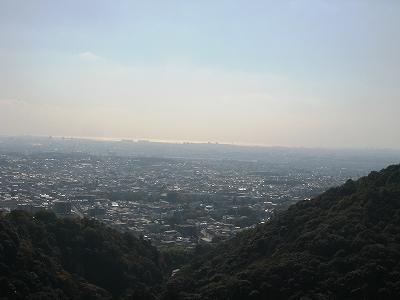 望海展望台からの眺め