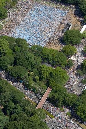 20120716原発さよなら10万人集会