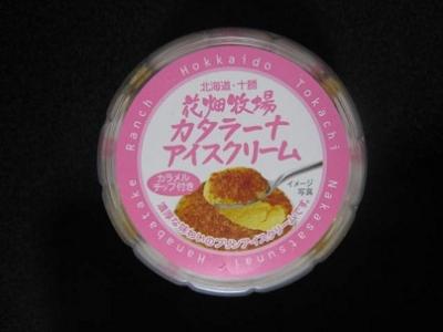 カタラーナアイスクリーム