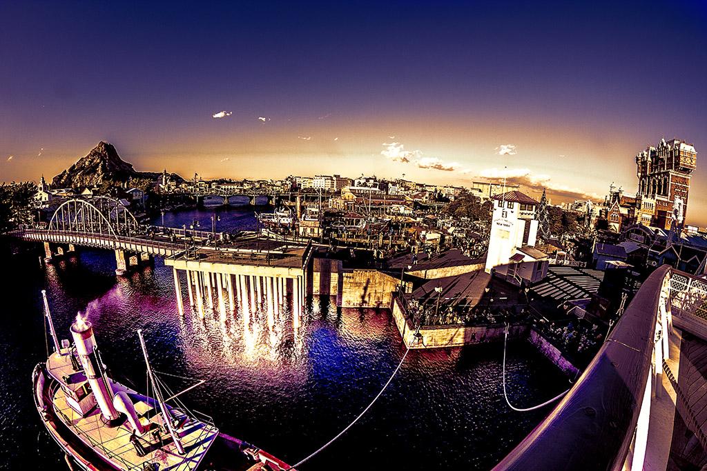 TOKYO Disney SEA1