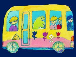 幼稚園バス3