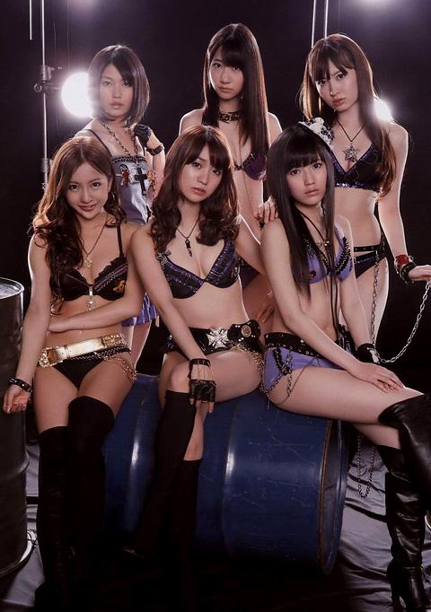 AKB48おっぱい画像